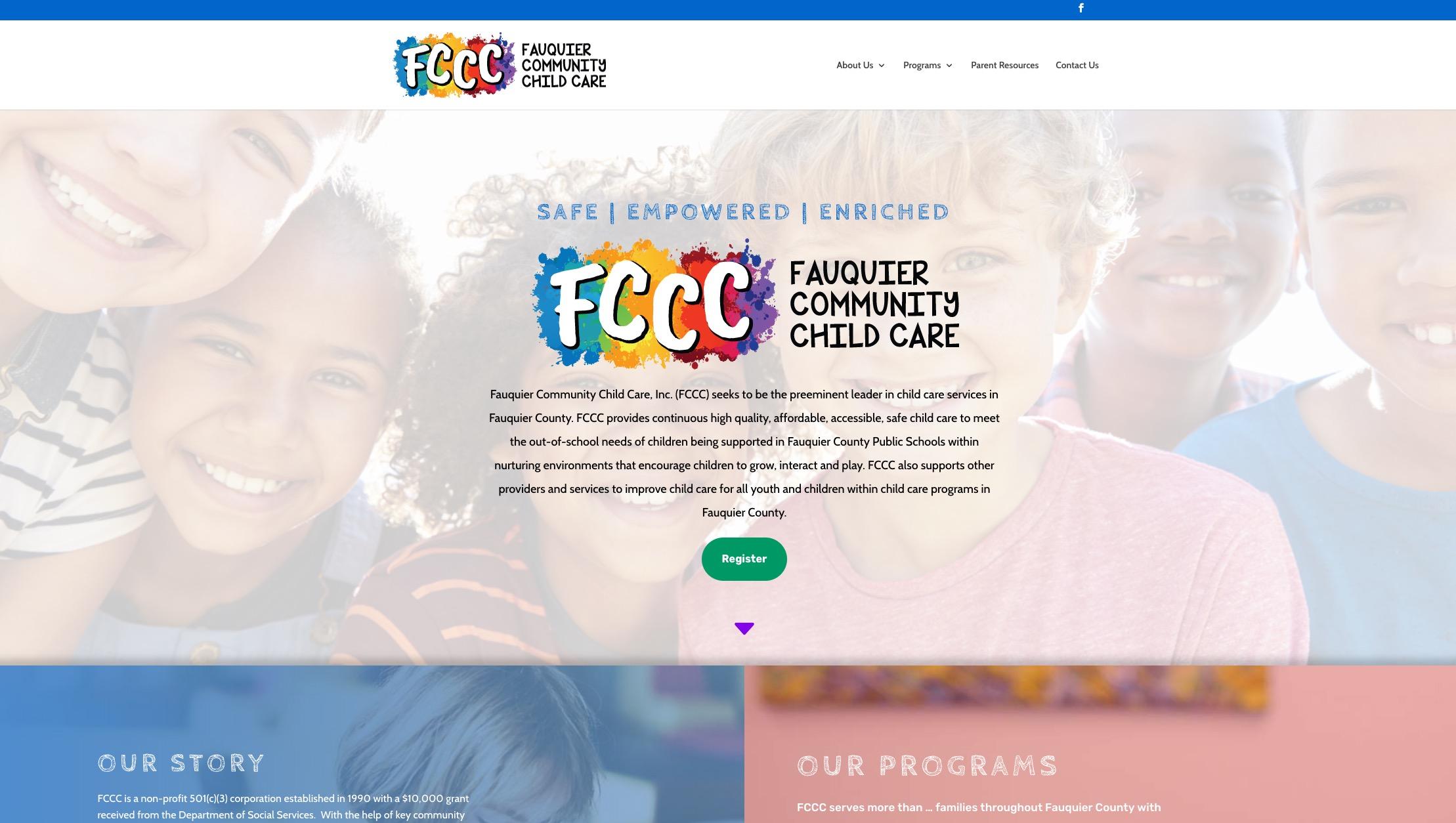 Fauquier Community Child Care