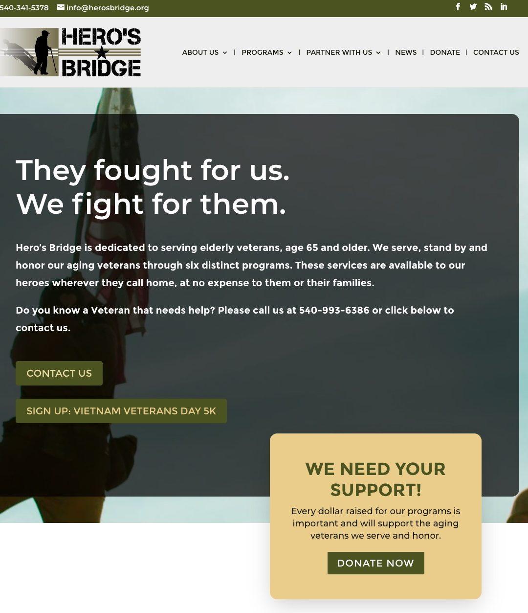 Hero's Bridge