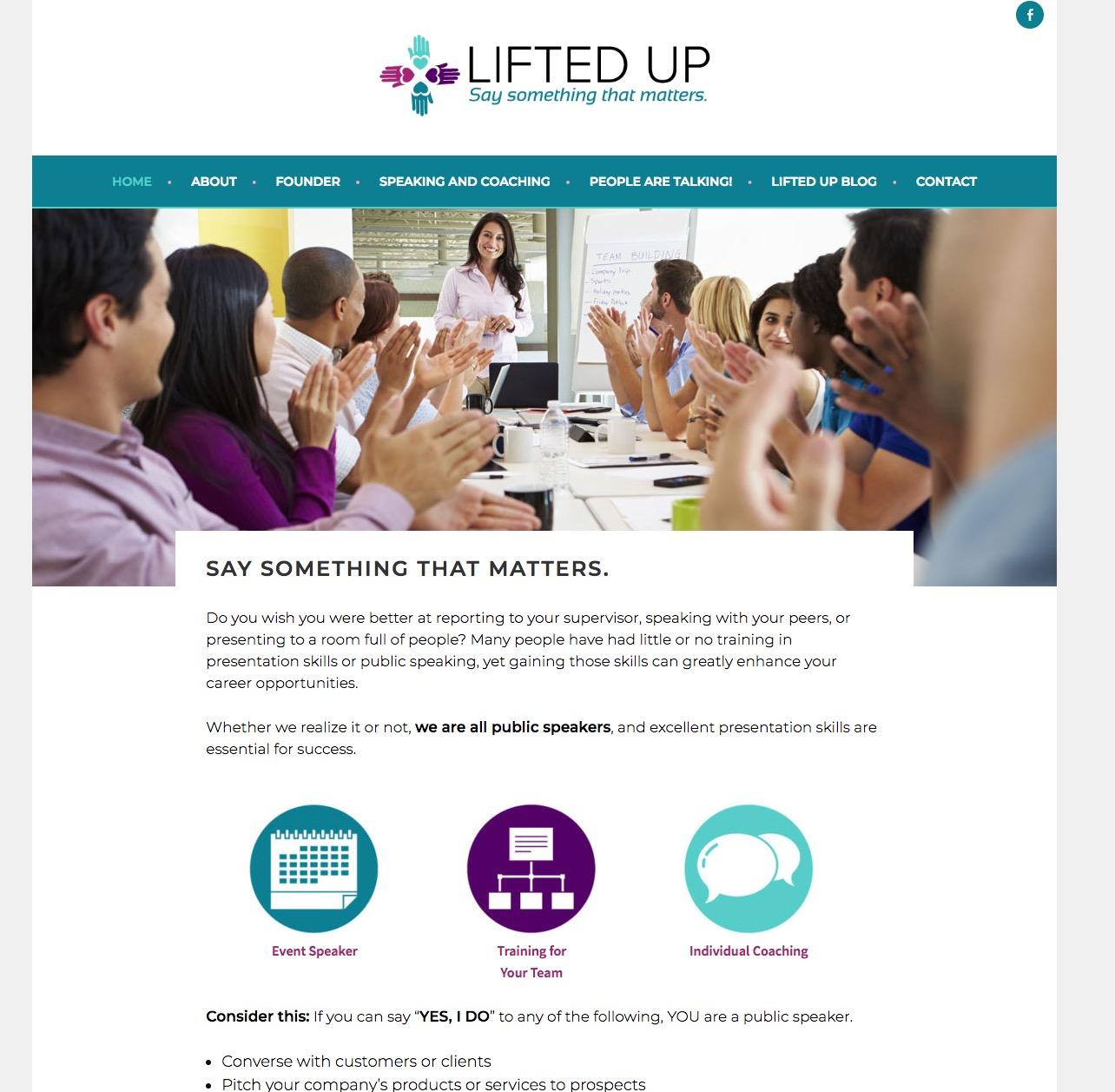 Lifted Up, LLC