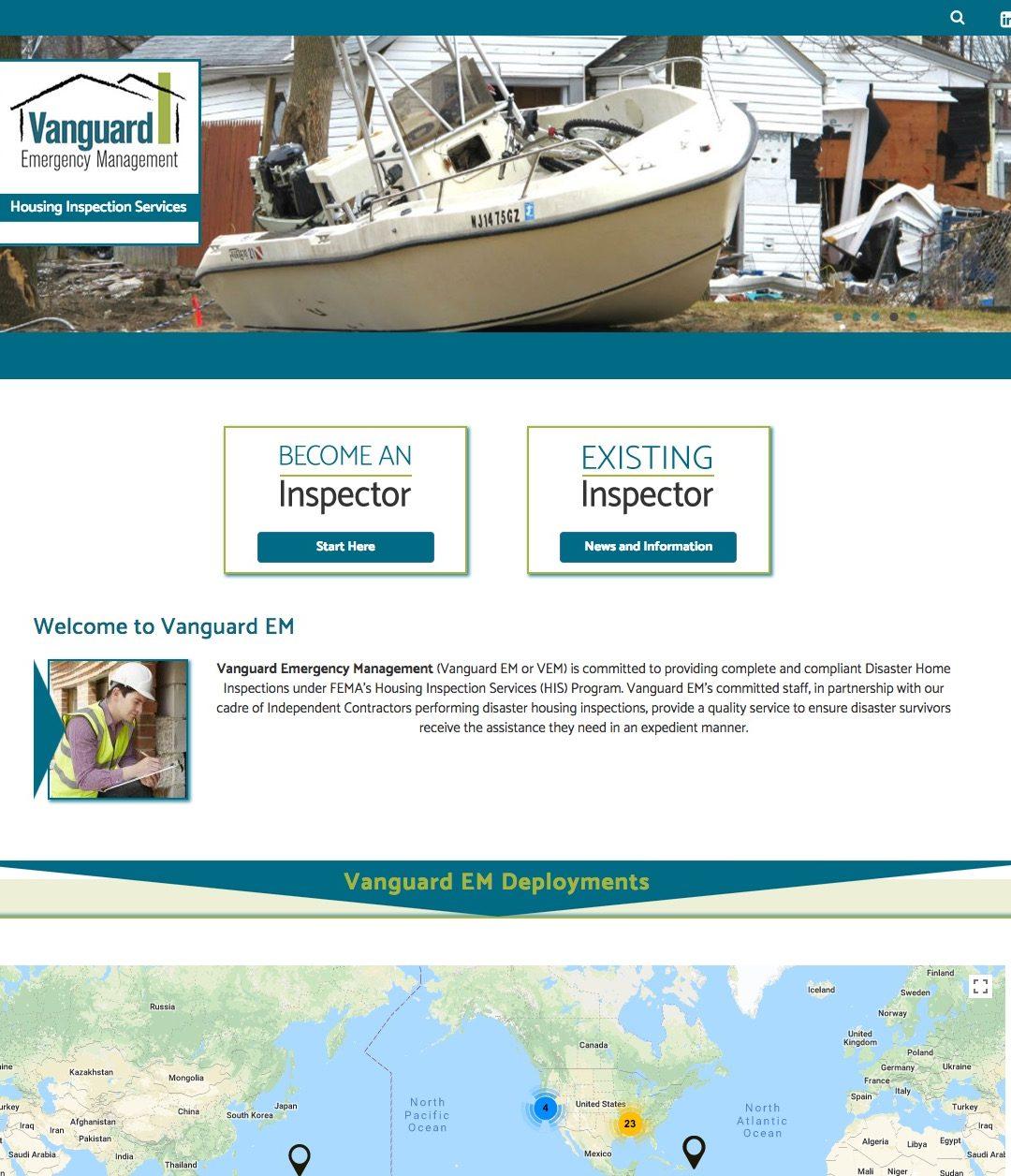 Vanguard Emergency Management